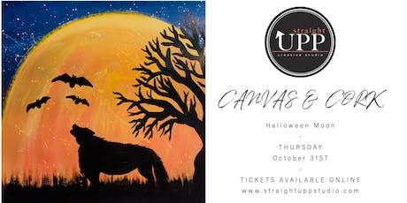 Canvas & Cork | Halloween Moon tickets