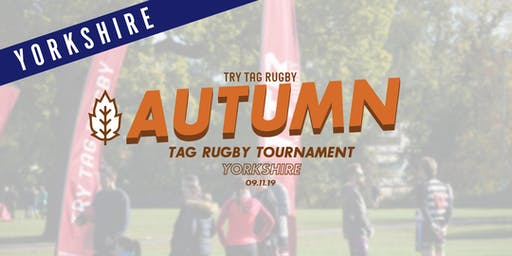 Autumn Tag Rugby Tournament - Yorkshire