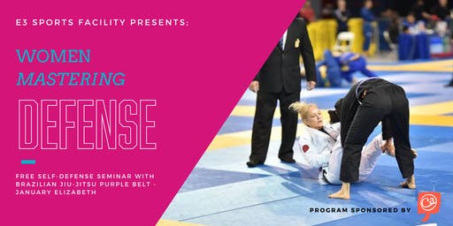 Women's Self Defense Seminar {FREE}