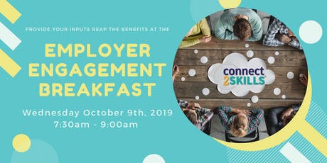 connect2SKILLS Employer Engagement Breakfast tickets