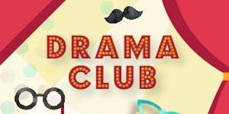 Drama Club tickets