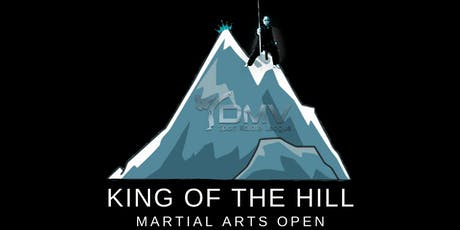 King of the Hill Martial Arts Open tickets