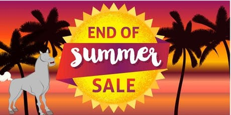 End of Summer Fill a Tote Sale tickets