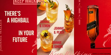 Taller de Highballs con Johnnie Walker tickets