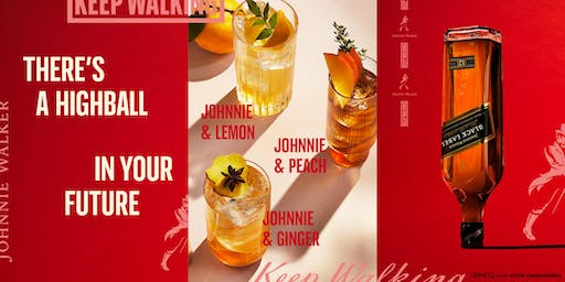 Taller de Highballs con Johnnie Walker