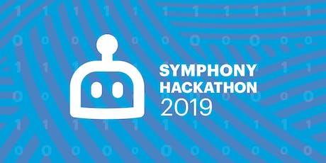 Symphony Innovate 2019 Hackathon: Paris tickets