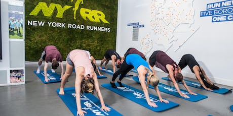 Yoga: Presented by New Balance tickets