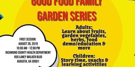 Good Food Family Garden
