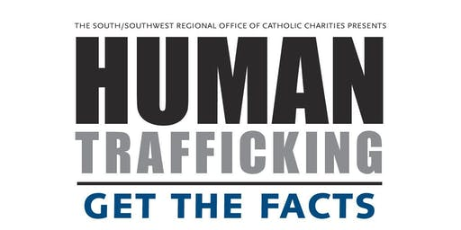 Catholic Charities Human Trafficking Forum