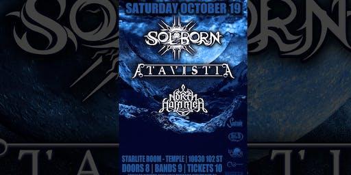 Solborn, Atavistia & North Hammer