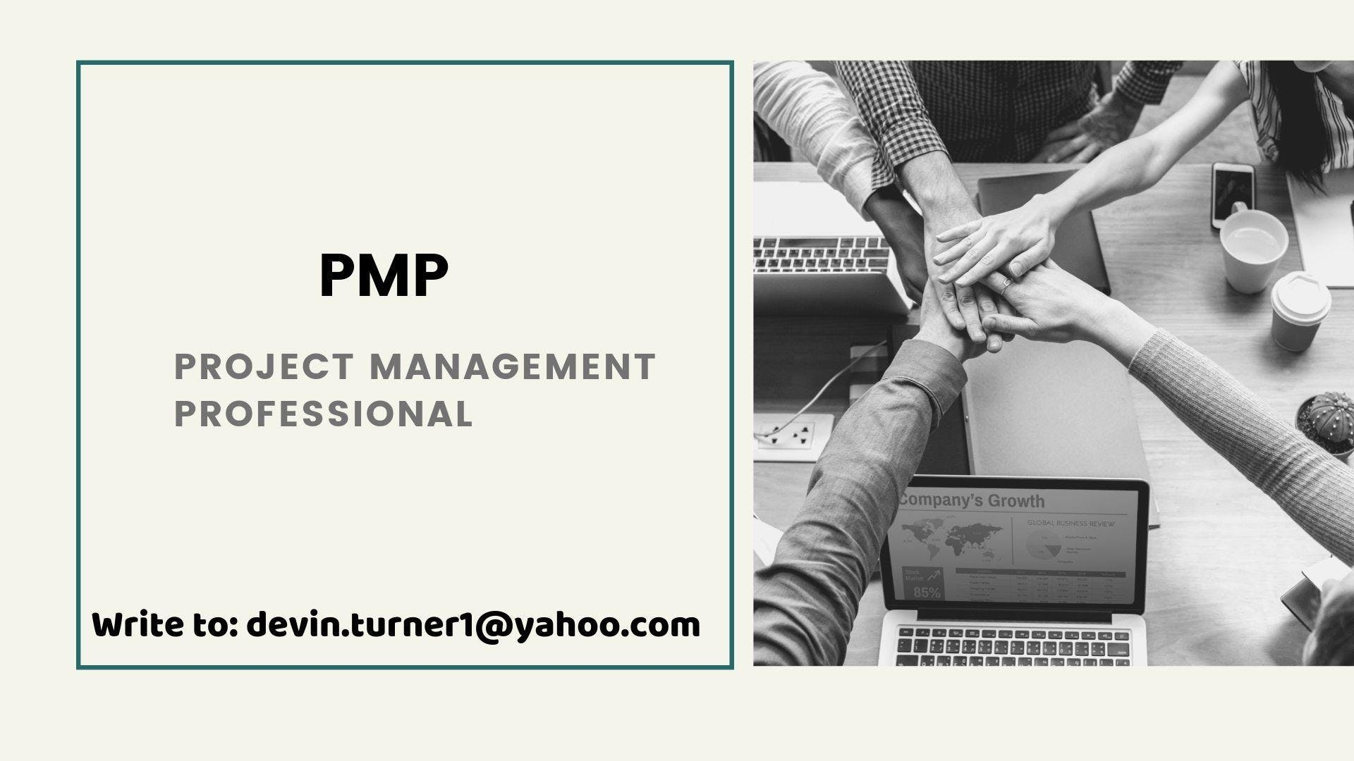 PMP Certification Training in Sherbrooke, QC