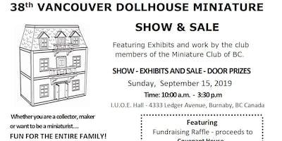 Vancouver Dollhouse Miniature Show