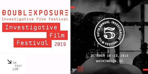 Double Exposure Investigative Film Festival & Symposium 2019