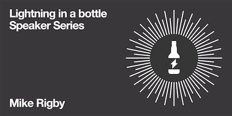 Speaker Series: R/GA Lightning in a Bottle tickets
