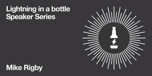 Speaker Series: R/GA Lightning in a Bottle