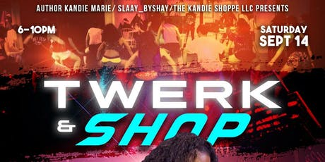 Twerk n Shopp tickets