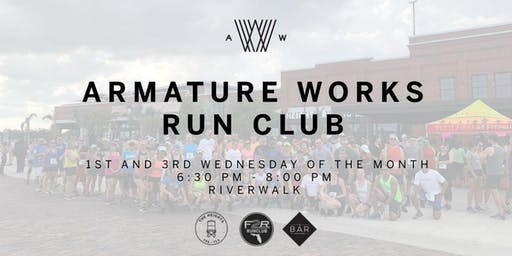 Armature Works Run Club - September 4th