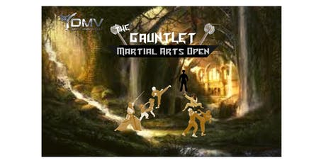 The Gauntlet Martial Arts Open tickets