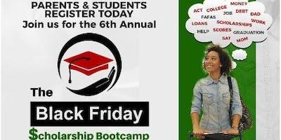 Black Friday Scholarship Bootcamp