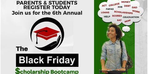 Black Friday Scholarship Bootcamp
