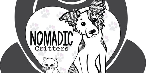 Cause An Effect: Fundraiser for Nomadic Critters Non-Profit
