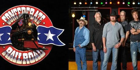 Confederate Railroad with special guests The Boys! tickets