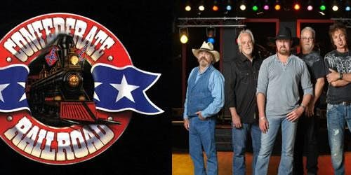 Confederate Railroad with special guests The Boys!
