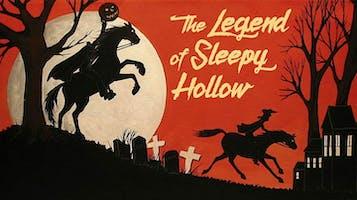 """The Legend of Sleepy Hollow"""