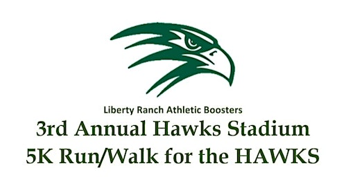 Liberty Ranch Hawks 5K Fun Run