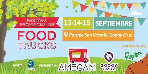 FESTIVAL DE FOOD TRUCKS AMEGAM