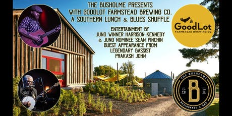 Southern Lunch & Blues Shuffle tickets