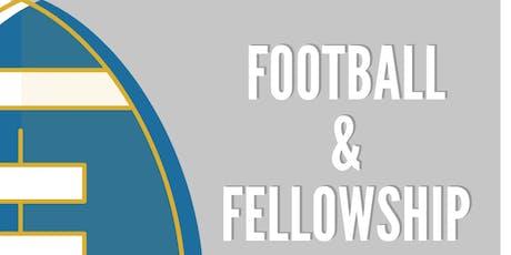 YBLA Football & Fellowship tickets