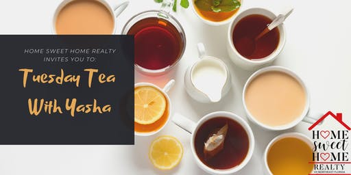 Tuesday Tea With Yasha