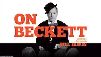 """On Beckett"""