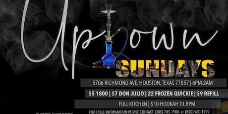 Uptown Sundays  tickets