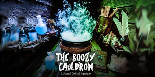 The Boozy Cauldron Pop-Up Tavern