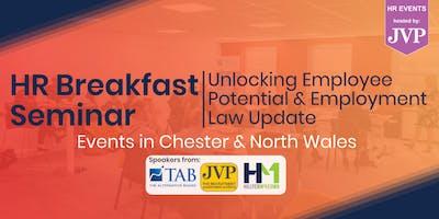 HR Breakfast Seminar – Unlocking Employee Potential & Employment Law Update