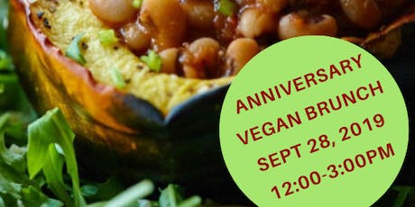 ANNIVERSARY VEGAN BRUNCH tickets