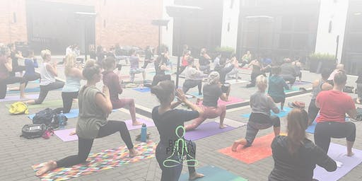 Weekday Yoga - September 10th
