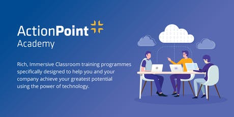 ActionPoint Academy - The Modern Productive Worker tickets