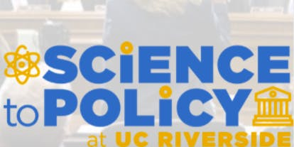 Science to Policy Mock Hearing