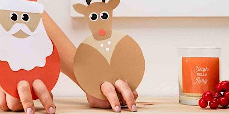 Santa's Magical Craft Corner tickets