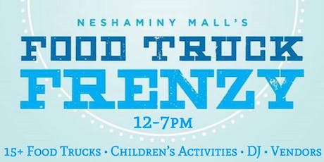 Painting tent at The Food Truck Frenzy (September) tickets