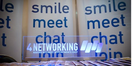 4 Networking Moorgate Lunch tickets