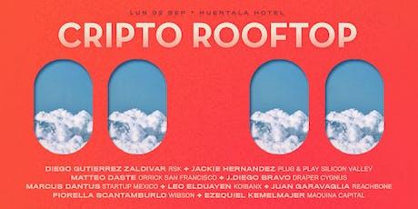 Cripto ROOFTOP en Mendoza entradas