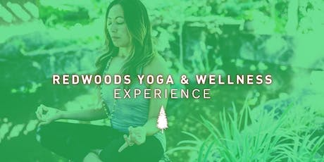 Redwoods Yoga and Wellness Experience: Self-Care tickets