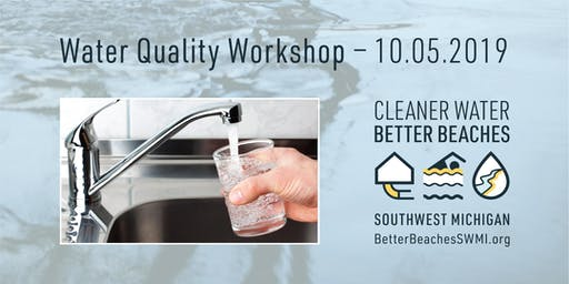 SWMI Water Quality Workshop - New Location