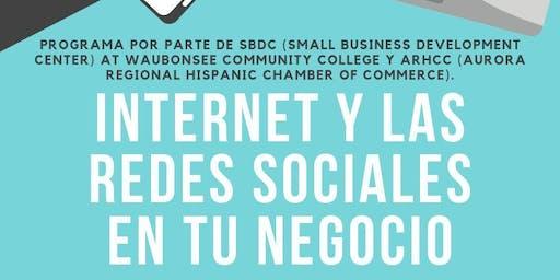 Internet y Redes Sociales para tu Negocio