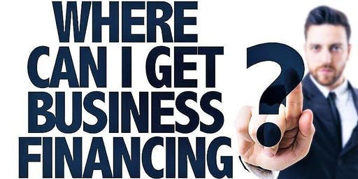 Where Can I Get Business Funding - San Francisco