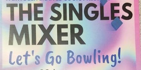 Singles Mixer tickets